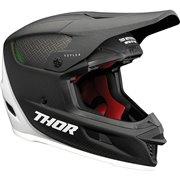 Reflex Carbon Polar MIPS® ECE Helmet Black| White