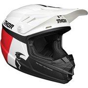 Youth Sector Racer Helmet Black| Blue| Matte| Red| White