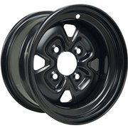 WHEEL STEEL 12X7 4/110 2+5 BLACK / MO12070240