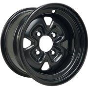 WHEEL STEEL 12X7 4/110 5+2 BLACK / MO12070237