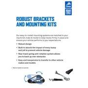 TRACK SYSTEM ATV ADAPTOR | Fabrikantcode: 5000-07-0660 | Fabrikant: CAMOPLAST - ATV | Cataloguscode: 4510-0603