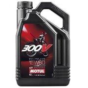 MOTUL 300V Factory Line Road Racing 4T motorolie - 15W60 4L