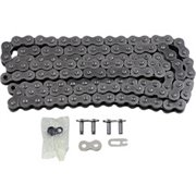 JT CHAINS | X1R2 124 CLIP & RIVET LINK 520 X-RING PERFORMANCE REPLACEMENT DRIVE CHAIN / NATURAL / STEEL | Artikelcode: JTC520X1R