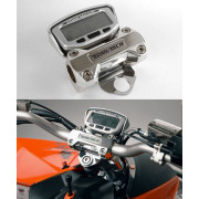 "Dashboard 1-1/8"" Vapor/Vector: KTM 450/505/525 XCW/SX ATV All Years"