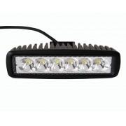 Extreme led 18W mini lightbar 160*43*63mm (1150 lumens)