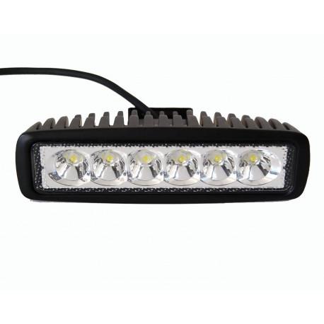 Quadfun led 18W mini lightbar 160*43*63mm (1150 lumens)