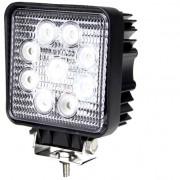 Extreme led 27W werklamp - vierkant model (2150 lumens)