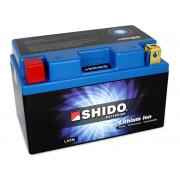 SHIDO LTX14H-BS Lithium Ion