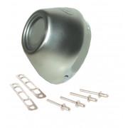 ENDCAP TI/PC4/Q4 S/S SLSH | Fabrikantcode: 40635 | Fabrikant: FMF | Cataloguscode: 1860-0501