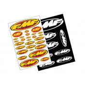 DECAL FMF ASSORTED SHEET | Fabrikantcode: 14800 | Fabrikant: FMF | Cataloguscode: 4320-1610
