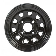 WHEEL Delta 12X7 4/156 BLK (ITP art.nr. 1225579014)