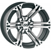 WHEEL SS212M 12X7 4/110 2+5 (ITP art.nr. 1228365404B)