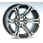 WHEEL SS212M 15X7 4/137 5+2 (ITP art.nr. 1528438404B)