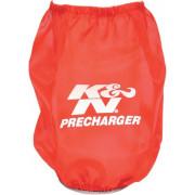 K&N PRE CHGR HONDA RED (art.nr. HA-4504PR)