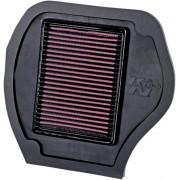 K&N AIR FILTER YFM700F GRZZLY (art.nr. YA7007)