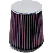 K&N AIR FILTER CLMP ON 102MM (art.nr. RC-4550)