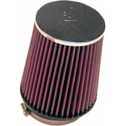 K&N AIR FILTER CLMP ON 89MM (art.nr. RC-4630)