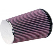 K&N AIR FILTER CLMP ON 114MM (art.nr. RF-1008)