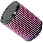 K&N AIR FILTER CLMP ON 76MM (art.nr. RU-2820)