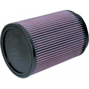 K&N AIR FILTER CLMP ON 127MM (art.nr. RU-3020)
