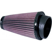 K&N AIR FILTER CLMP ON 70MM (art.nr. RU-3120)