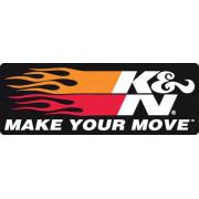 K&N DECAL 2-1/2X5 (art.nr. 89-16183)