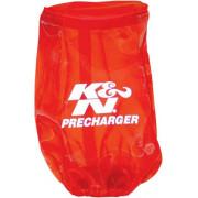 K&N PRE CHGR HONDA RED (art.nr. HA-4250PR)