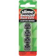 CAPS VALVE STEM BLACK 4PK| Artikelnr: 03610053