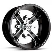 Alu Wheel Nuke 12*7 4/110 2+5