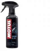 Motul Shine&Go 400ml (Siliconespray).