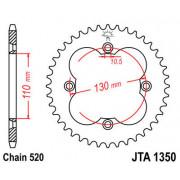 SPROCKET REAR 38T 520 ALU | Fabrikantcode: JTA1350.38 | Fabrikant: JT SPROCKETS | Cataloguscode: 1211-0808