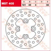 ROTOR TRW MST405| Artikelnr: 17101020
