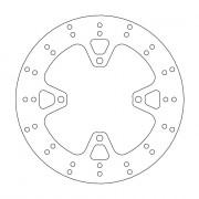 FRONT DISC ROUND POLARIS| Artikelnr: 17101765
