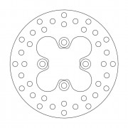 FRONT DISC ROUND BOMBARDIER| Artikelnr: 17110875