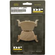 BRAKE PAD SINTERED DP961 | Fabrikantcode: DP961 | Fabrikant: DP BRAKES | Cataloguscode: 1721-0681