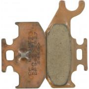 BRAKE PAD SINTRD DP988 | Fabrikantcode: DP988 | Fabrikant: DP BRAKES | Cataloguscode: 1721-0815