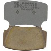 BRAKE PAD SINTRD DP990 | Fabrikantcode: DP990 | Fabrikant: DP BRAKES | Cataloguscode: 1721-0817