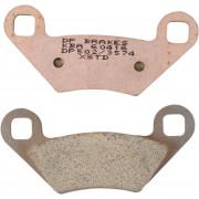 BRAKE PAD SINTRD DP502 | Fabrikantcode: DP502 | Fabrikant: DP BRAKES | Cataloguscode: 1721-1231