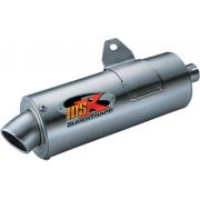 EXHAUST ISDX BRN/GRIZ 350| Artikelnr: 18300368
