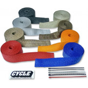 CLAMPS EXH WRAP RED 4PK  Artikelnr: 18610951
