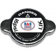 RADIATR CAP STD CHR 16PSI | Fabrikantcode: 58-1011 | Fabrikant: K&S TECHNOLOGIES | Cataloguscode: 1903-0010