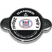 RADIATR CAP HP RACE 26PSI | Fabrikantcode: 58-1018 | Fabrikant: K&S TECHNOLOGIES | Cataloguscode: 1903-0012