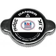 RADIATR CAP HP RACE 30PSI | Fabrikantcode: 58-1021 | Fabrikant: K&S TECHNOLOGIES | Cataloguscode: 1903-0013