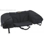Kolpin matrix seat bag zwart.
