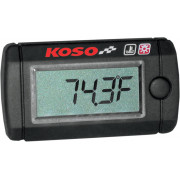 TEMP GAUGE MINI LCD | Fabrikantcode: BA003035 | Fabrikant: KOSO NORTH AMERICA | Cataloguscode: 2212-0251