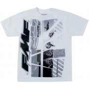 TEE CANTRELL BOYS WH S| Artikelnr: 30321637