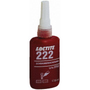 LOCTITE 222 THREADLOCKER 50ML| Artikelnr: 37110024