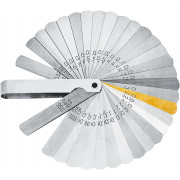 FEELER GAUGE 32 BLADE SET | Fabrikantcode: 36A | Fabrikant: LANG TOOLS | Cataloguscode: 3801-0247