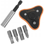 RATCHET DRIVER KIT 6PC | Fabrikantcode: 5222 | Fabrikant: LANG TOOLS | Cataloguscode: 3850-0219