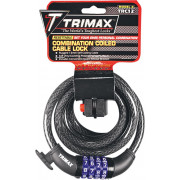 LOCK-CABLE & COMBO 72inch| Artikelnr: 40100016